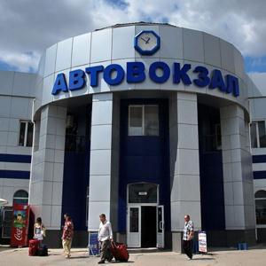 Автовокзалы Нехаевского