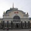 Железнодорожные вокзалы в Нехаевском