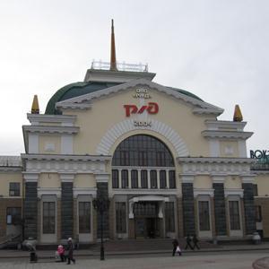 Железнодорожные вокзалы Нехаевского